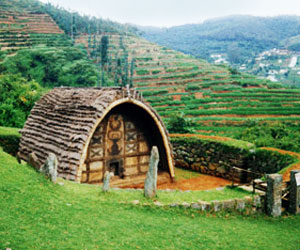 Toda Huts ooty